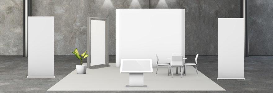 design de stand