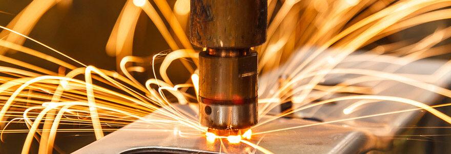 Lasers industriels